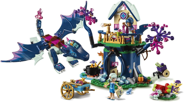 Lego Ukryta lecznica Rosalyn  41187